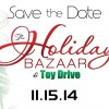 Save the Date. The Glam Galore Holiday Bazaar is Back!
